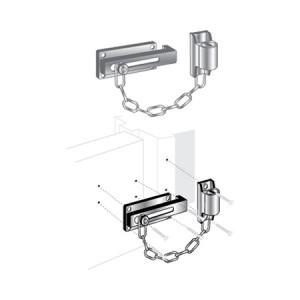 Door Lock Keyed Chain - EDL-130