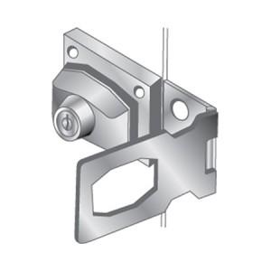 """4-1/2"""" Hasp Lock - ELK-110"""