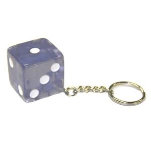 Jumbo Dice Key Chain
