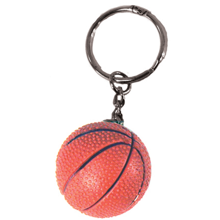 Basketball Key Ring Pro Lok