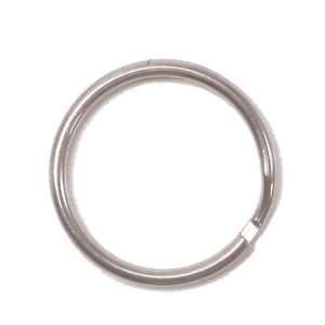 "3/4"" Split Key Ring"