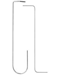 2 Piece Window Vent Car Opening Tool Set - AO14