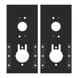 Corbin Russwin Access 600 CL Template Set - IN320-PRO
