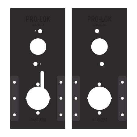 Baldwin Door Handles Installation