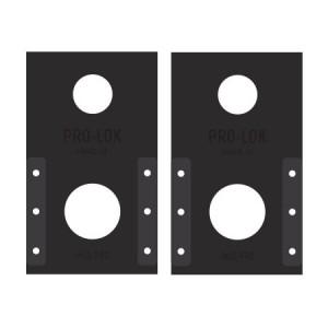 Schlage H Series Template Set