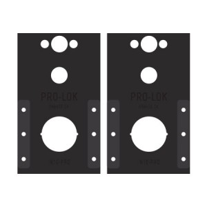 Alarm Lock Trilogy PRO Templates - IN10-PRO