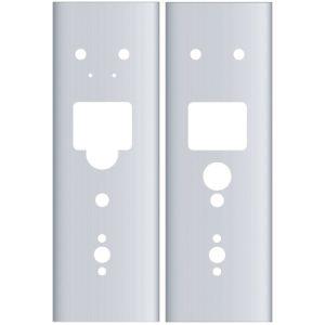 EWP-IN334-FP: Corbin Russwin Access 700 ML Series Flat Cover Plate