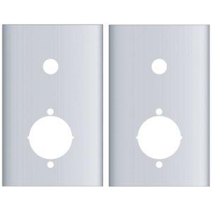 EWP-IN490-PRO: Arrow Revolution/Yale InTouch Flat Plate Set