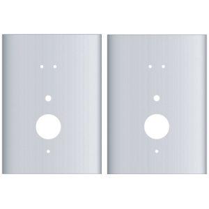 EWP-IN640-FP: Kaba E-Plex 2000 Series Cylindrical Flat Plate Set